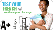 Test your French, take the eLycée challenge